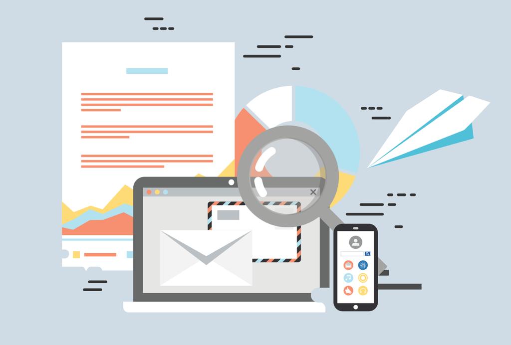 digital representation of marketing automation