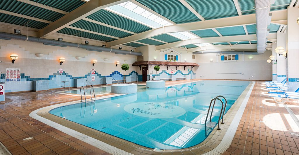 Barnsdale Hall Hotel Swimming Pool